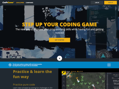 Image for: Coding Games and Programming Challenges to Code Better