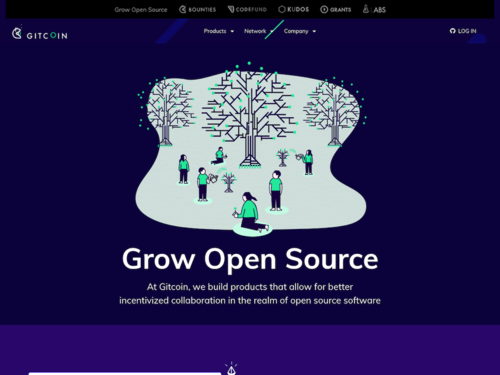 Image for: Solve bounties. Get paid. Contribute to open source