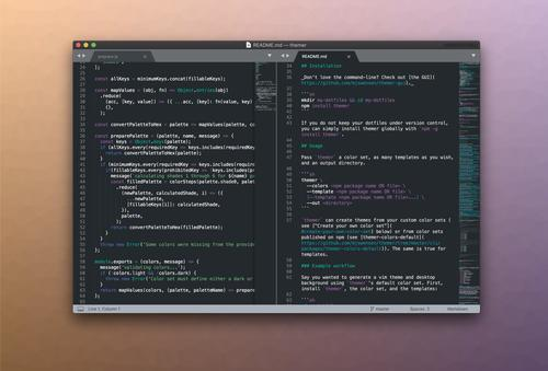Image for: Themes for your Dev Environment (editors, terminals, wallpapers, and more)