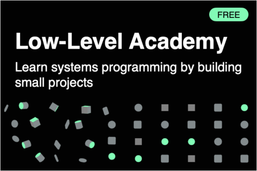 Image for: Low-Level Academy