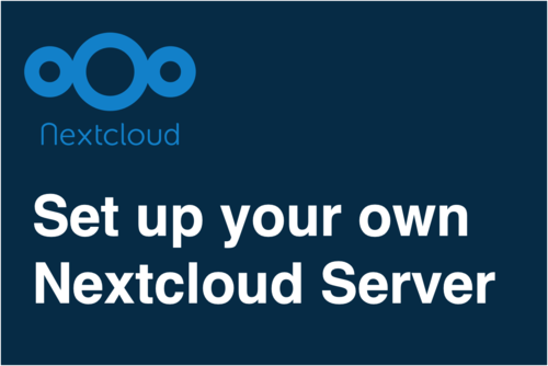Image for: How To Set Up Your Own Nextcloud Server