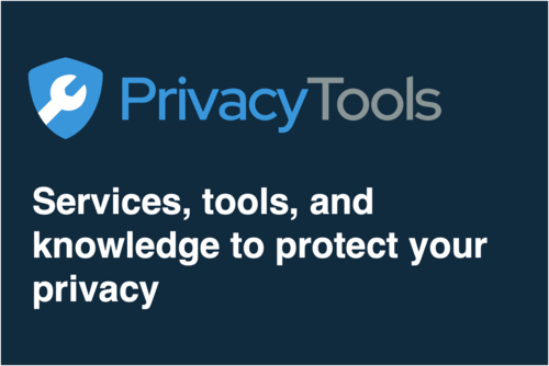 Image for: PrivacyTools: services, tools, and knowledge to protect your privacy