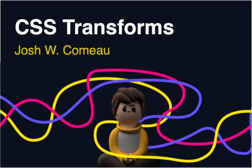 Image for: The World of CSS Transforms