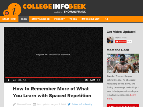Image for: How to Remember More of What You Learn